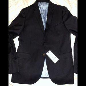 Gucci Mens Wool Blazer Jacket Size 52R/42R